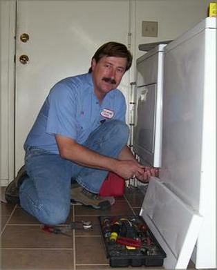 Bob Meadows, Owner of B&D Appliance Repair Service