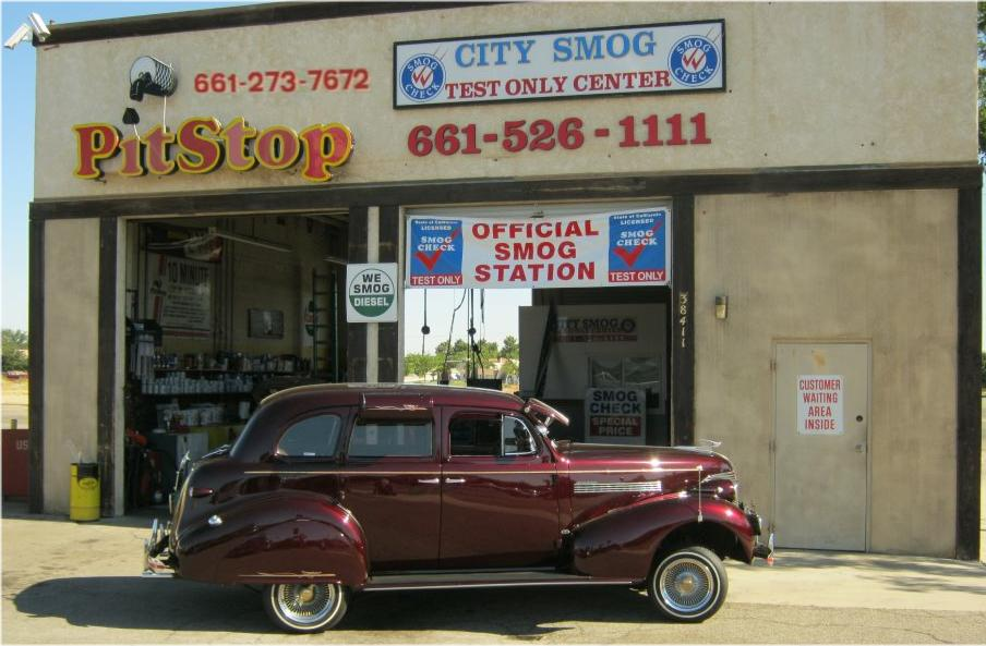 Palmdale Pitstop And City Smog B Amp D Appliance Repair