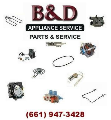 Appliance Repair Rosamond, CA 93560 and Acton, CA 93510